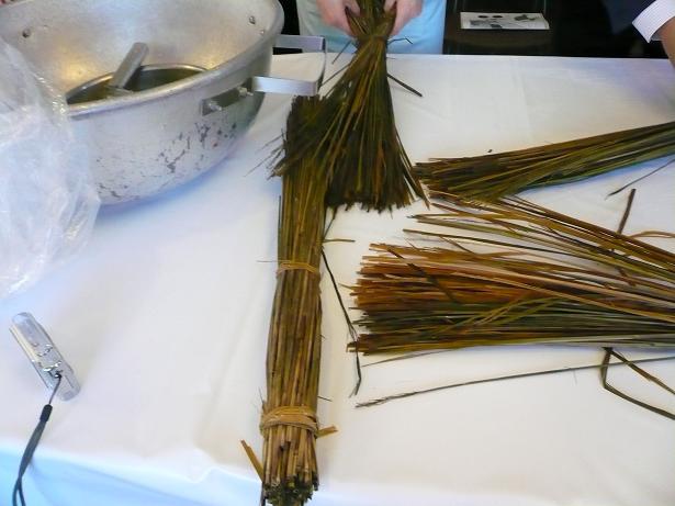 2.21黒米の藁