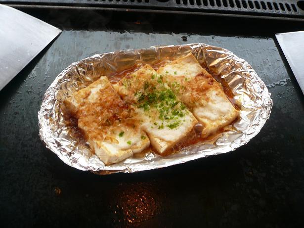 11.16豆腐ステーキ