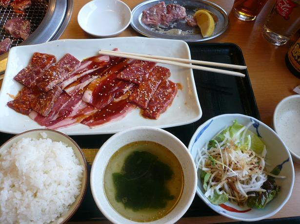 11.30焼き肉
