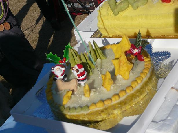 12.9可愛いケーキ