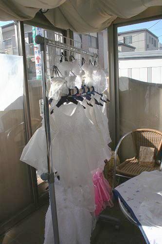 12.15ウェディングドレス1