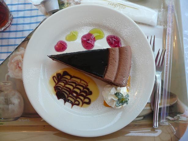 2.22チョコケーキ