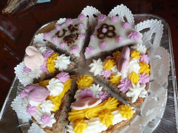3.3わんこケーキ