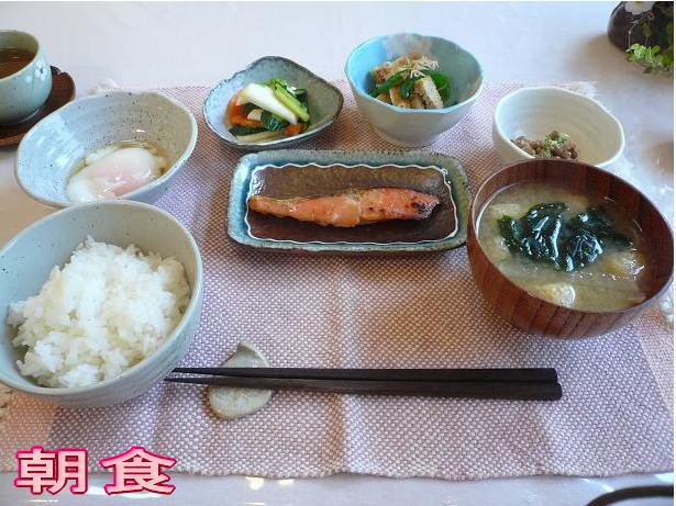 6.15和食の朝ご飯