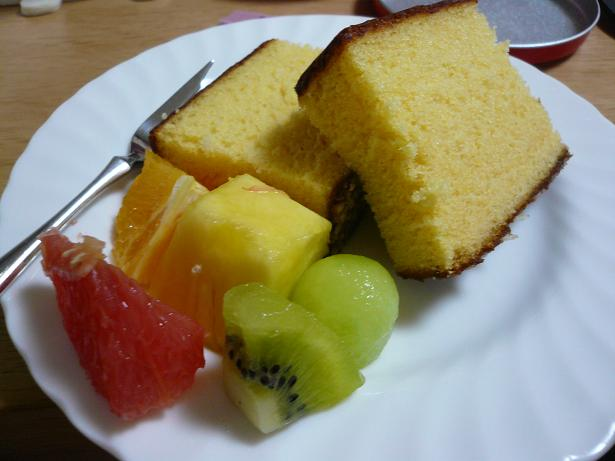 7.31mariさん作デザート