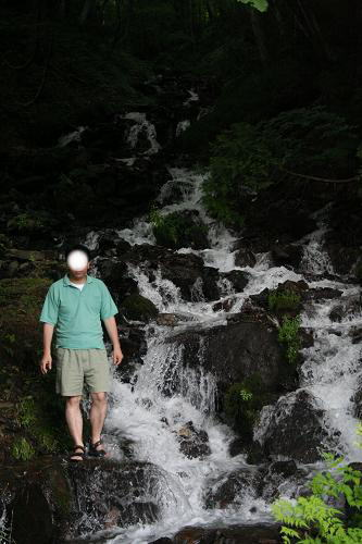 8.1強清水の滝