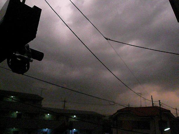 8.21雷雨