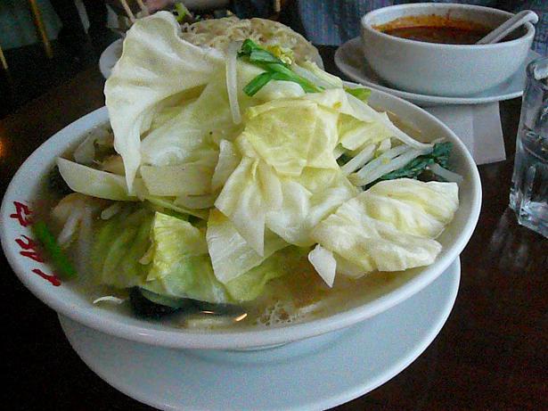 10.18野菜たっぷりタンメン