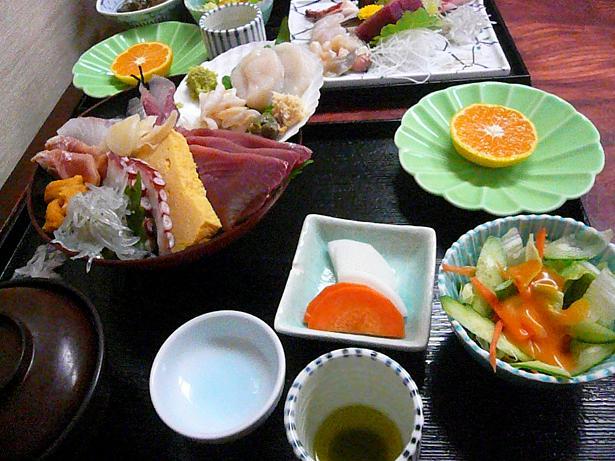 10.26特選海鮮丼セット