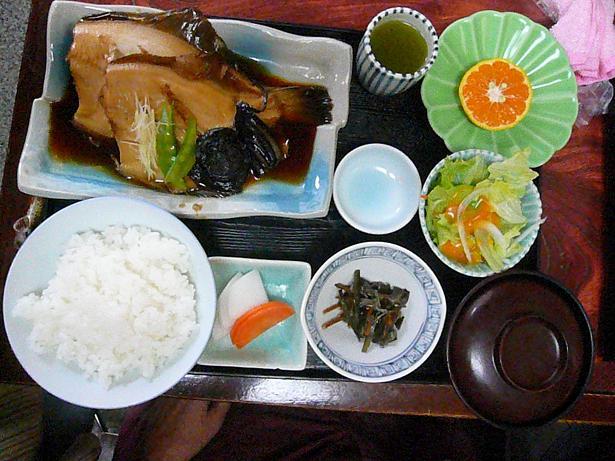 10.26煮魚定食
