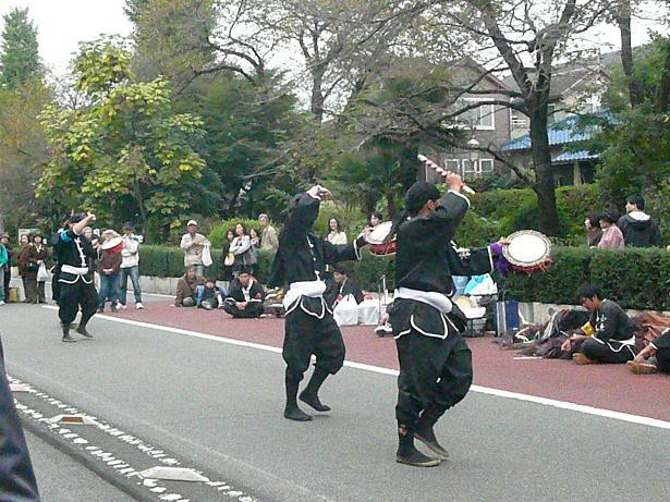 11.3琉球の踊り