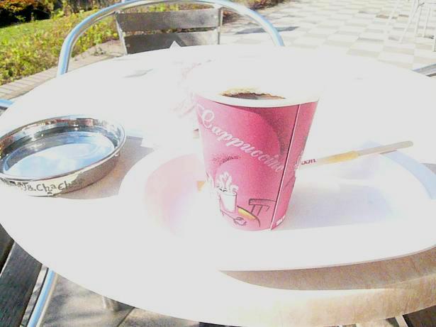 12.6コーヒーブレイク