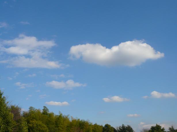 12.6絵本みたいな雲