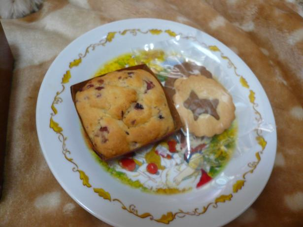1.1ケーキとクッキー