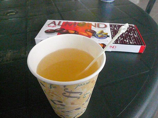 3.1ゆず茶