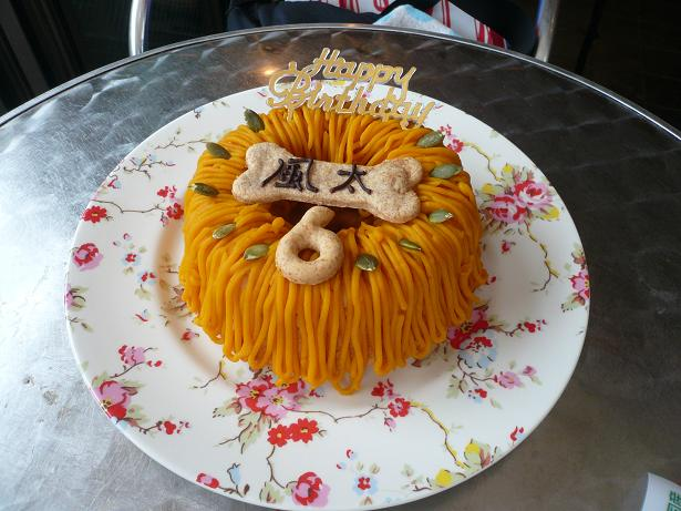 6.10バースデーケーキ