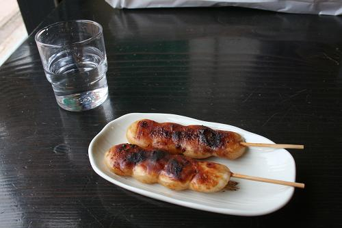 6.13焼き団子