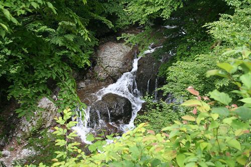 6.13浅間大滝下流