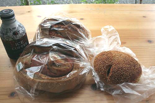 6.13森のパン屋さんのパン