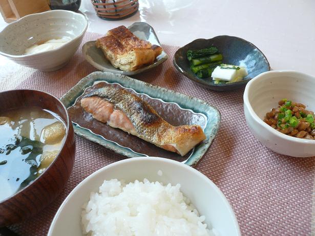 6.14朝食