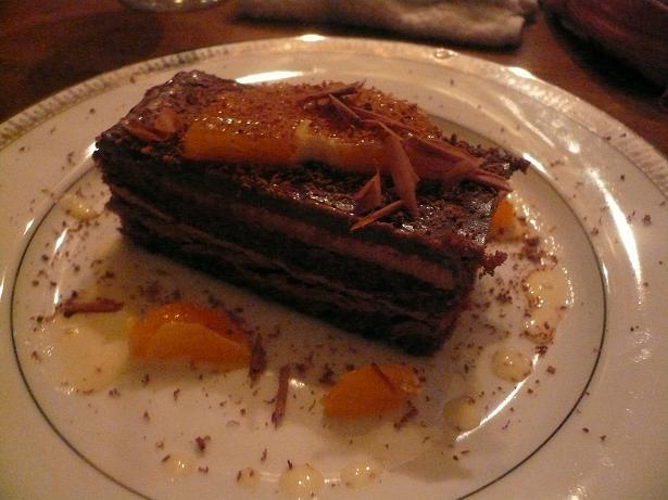 6.22チョコレートケーキ