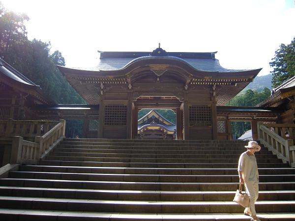 8.14弥彦神社2