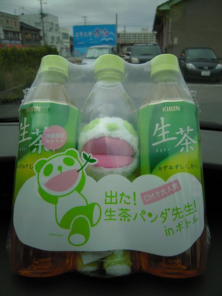 8.14生茶パンダ先生1