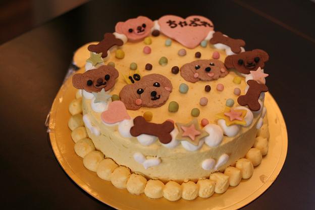 10.14バースデーケーキ