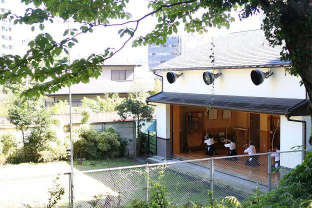 10.27小田原弓道場