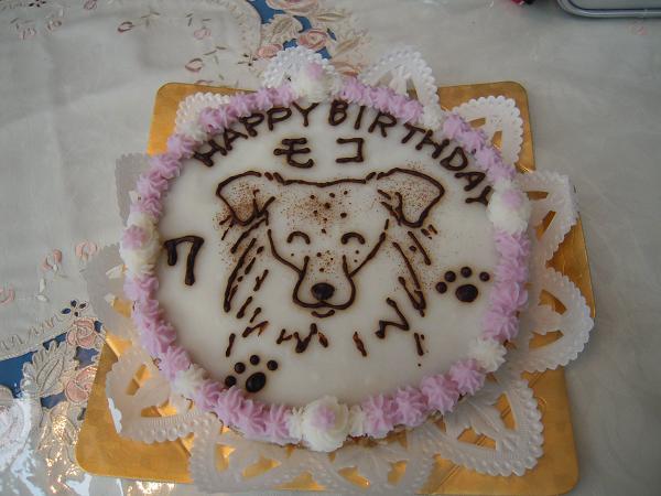 2.8可愛いケーキ