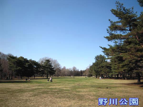 3.11野川公園