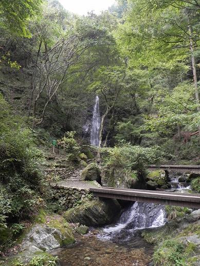 10.17払沢の滝8