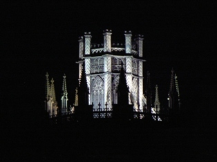 Ely Cathedral 夜景