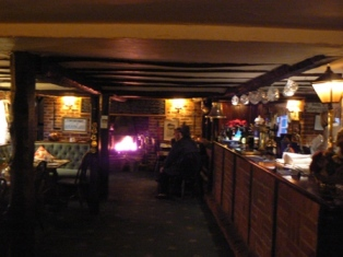 The Cricketers Bar area2