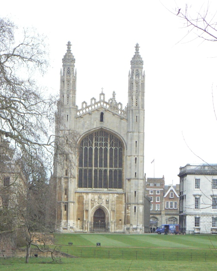 King's College Backs