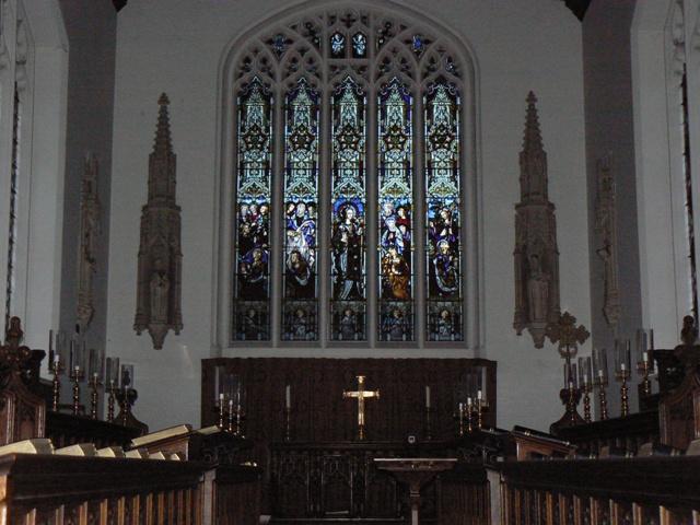 Magdalen Chapel