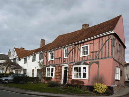Lavenham High street 2