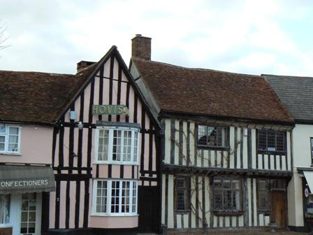 Lavenham market square 2