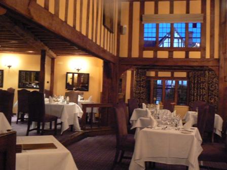 the Swan restaurant