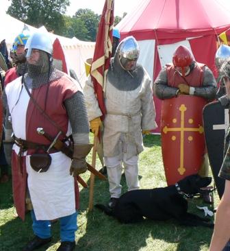 Norman soldiers & Felix1