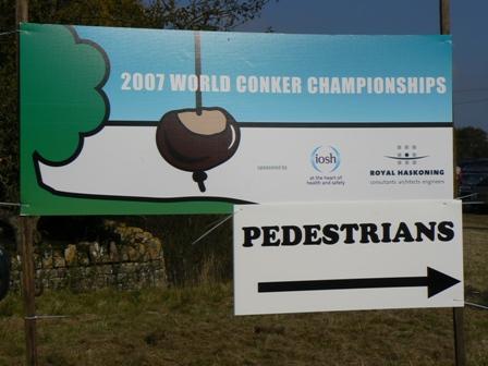 2007 Conker championship