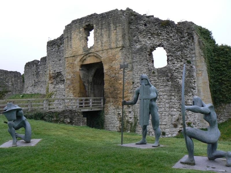 Helmsley Castle 1