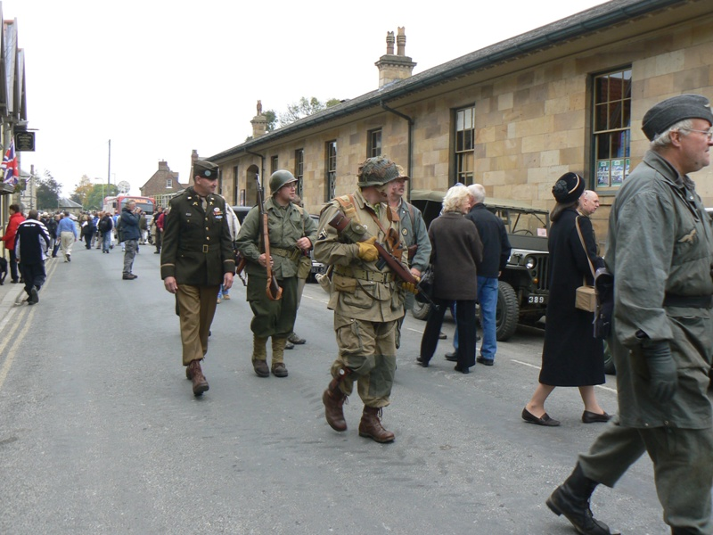 Pickering WW2 event