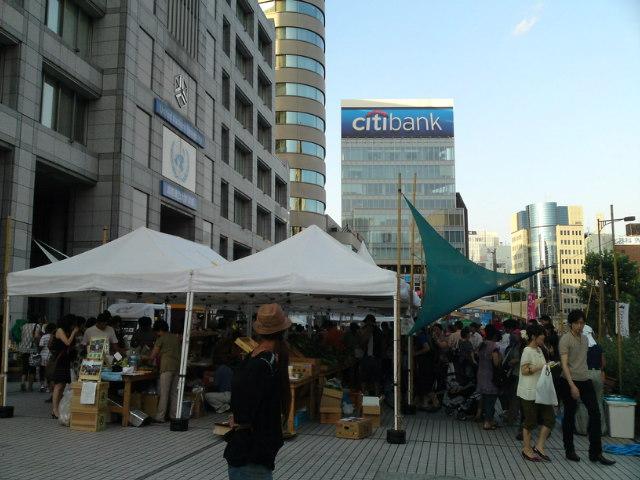 青山イベント