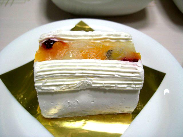 玲煌のケーキ