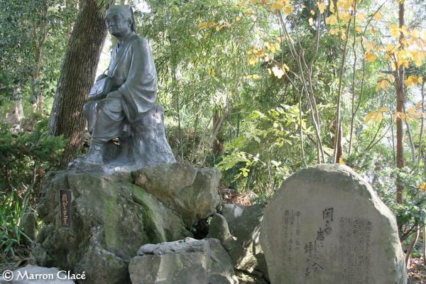 061105松尾芭蕉像