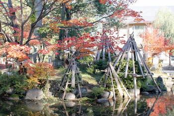 061111上杉神社噴水