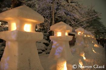 070213雪灯籠2