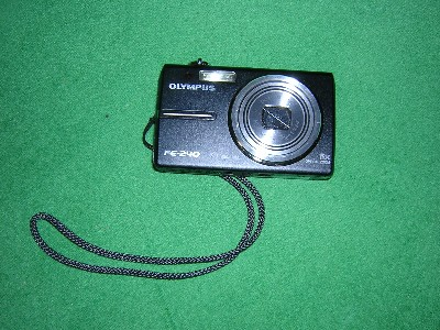 お兄ちゃんのカメラ