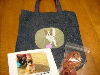 2007.3.15ミルクママさんからのプレゼント1